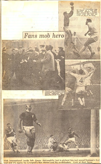 1963-64 scrapbook