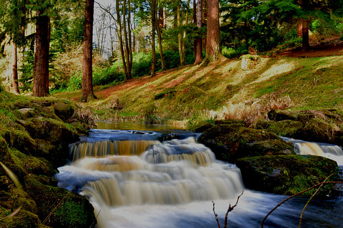 Where still water flow