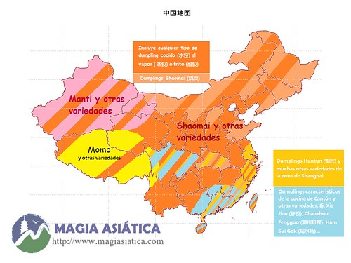 Dumplings en China | by contacto.magiasiatica