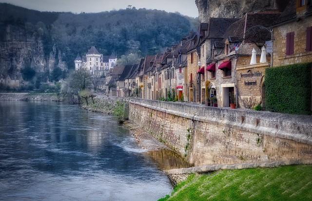 Dordoña, remanso de paz - Dordogne, a haven of peace
