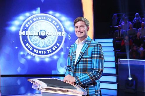Dan North, a current Duke sophomore was recently featured on Who Wants to Be a Millionaire this summer. The episode airs today. #WatchMILLIONAIRE #dukestudents
