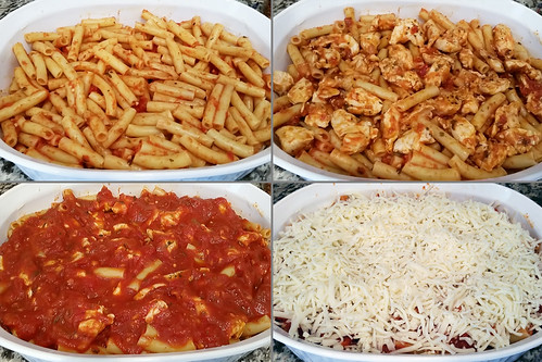 Chicken Ziti 7 | by Caveman Cooking