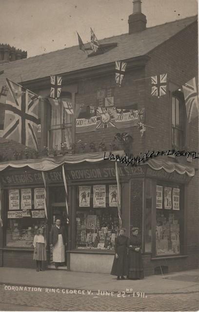 1911 - Coronation Decoration