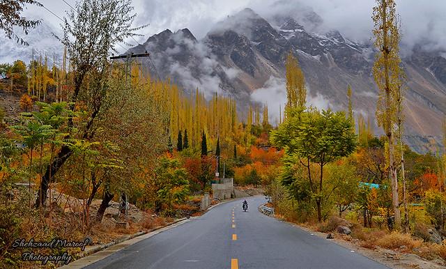 Karakoram Highway – The Real 'High' Way!