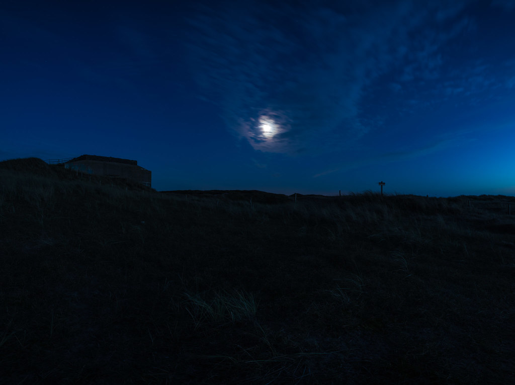HS Finster | Dunkel wars der Mond schien helle