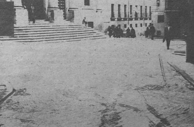 Plaza Padre Juan de Mariana de Toledo