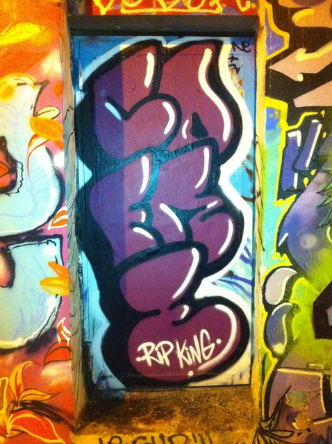 Cofre RIP King