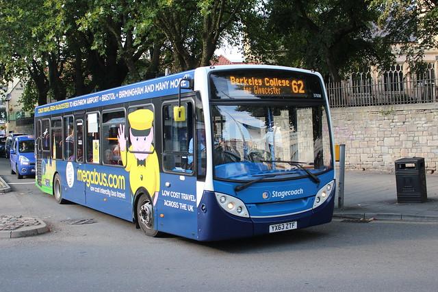 37008 YX63ZTF Stagecoach