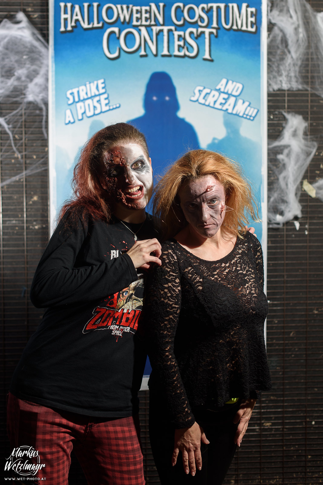 """#20 - Susanne & Steffi Mullet, """"Zombies"""" - Everyday is Halloween, 15 Years of BZFOS"""