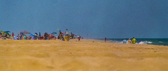 beach / cape henlopen delaware