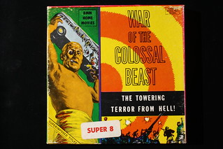 War Of The Colossal Beast Super 8 Film