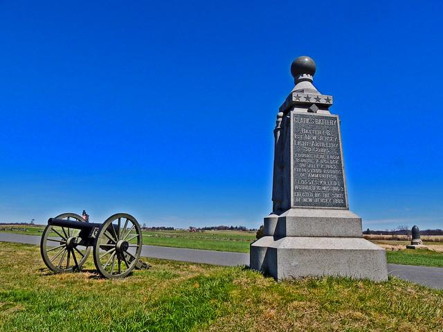 New Jersey Light Artilery, Battery B