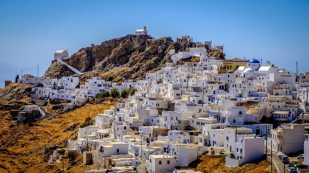 Serifos - isola greca