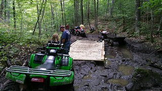 Bridge 2 Ernie's | by Sullivan County ATV Club