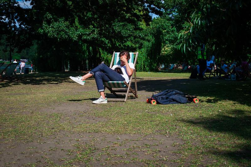 Park Loner #2