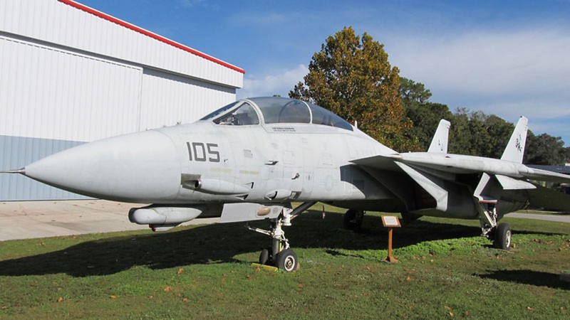 Grumman F-14D Super Tomcat 1