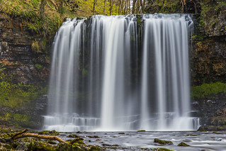 a Waterfall - Sgwd yr Eira a | by leehargreaves1