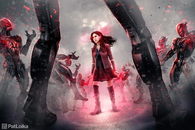 Scarlet Vengeance