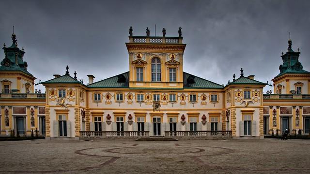 Wilanów. Poland