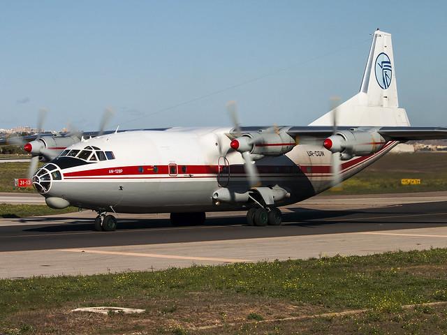 Ukraine Air Alliance | Antonov An-12BP | UR-CGQ