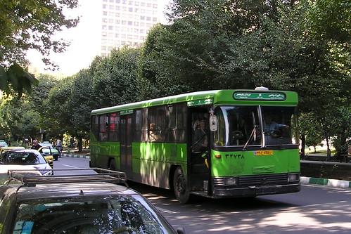 Local Bus in Tehran   by KK70088