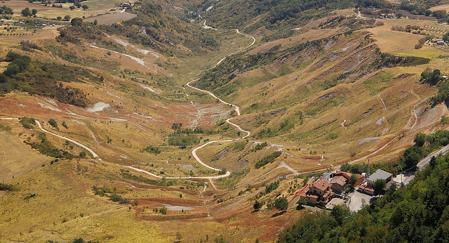 The Long And Winding Road to Monte Titano