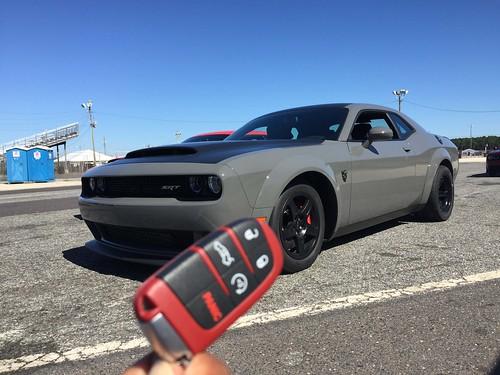2018_Dodge_Challenger_SRT_Demon_28 Photo
