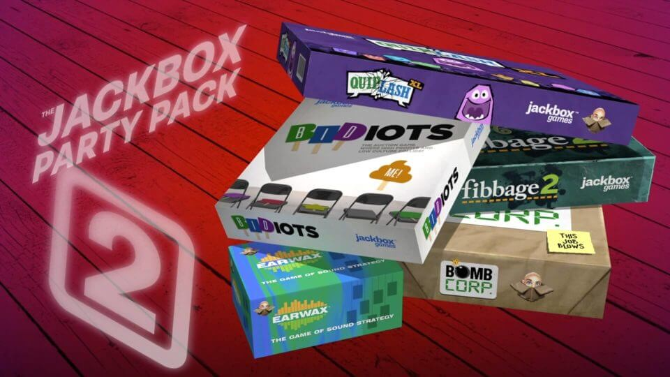 Jackbox Party Pack 2 Switch Review | Coming in hot with ...