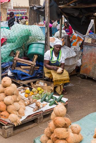 swaziland sudafrica market southafrica manzini sz