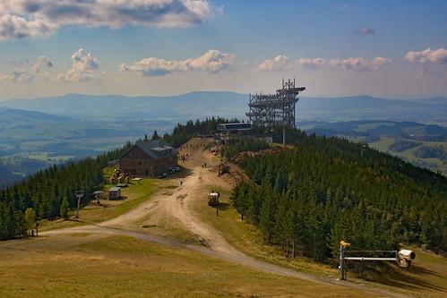 The Sky Walk/Stezka v oblacích, Dolní Morava - CZ