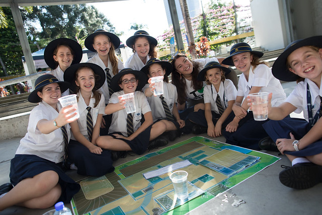 Green Heart Schools Future BNE Challenge 2017 - World Science Festival Brisbane