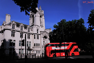 Bus L128 London | by WT_fan06