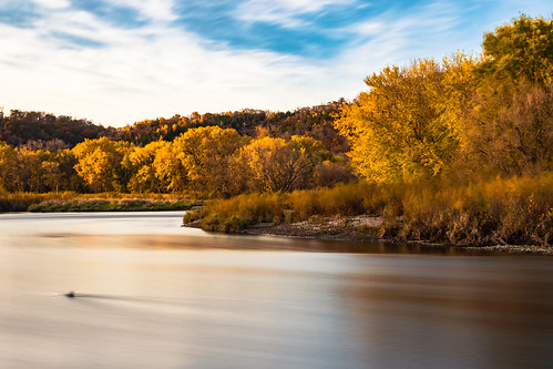 autumn bend canon colors exposure fall long mn minnesota nature river trees welch wild
