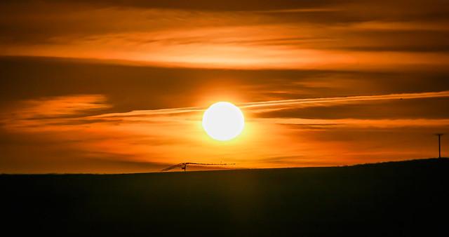 Sunrise Fire Ball