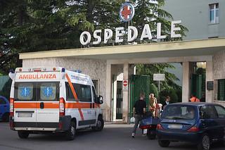 L'Ospedale Santa Maria degli Angeli di Putignano