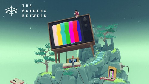 The Gardens Between PGW Tweet Image | by PlayStation Europe