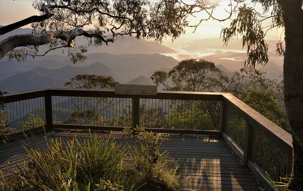 Point Lookout New England National Park