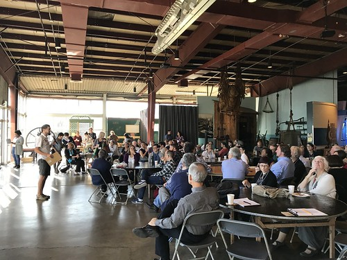 Bmore Historic 2017 unconference at the Baltimore Museum of Industry | by Baltimore Heritage