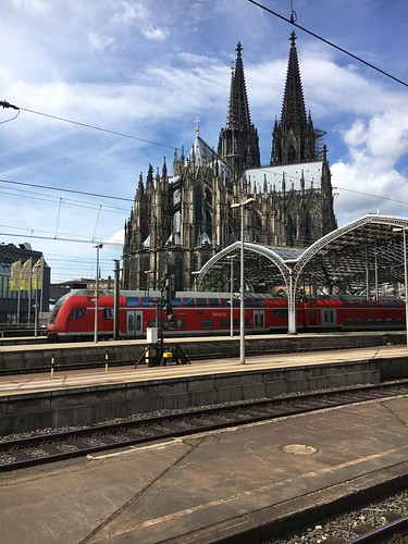 Köln train station | by andy.freed