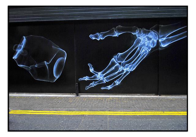 STREET ART by SHOK-1