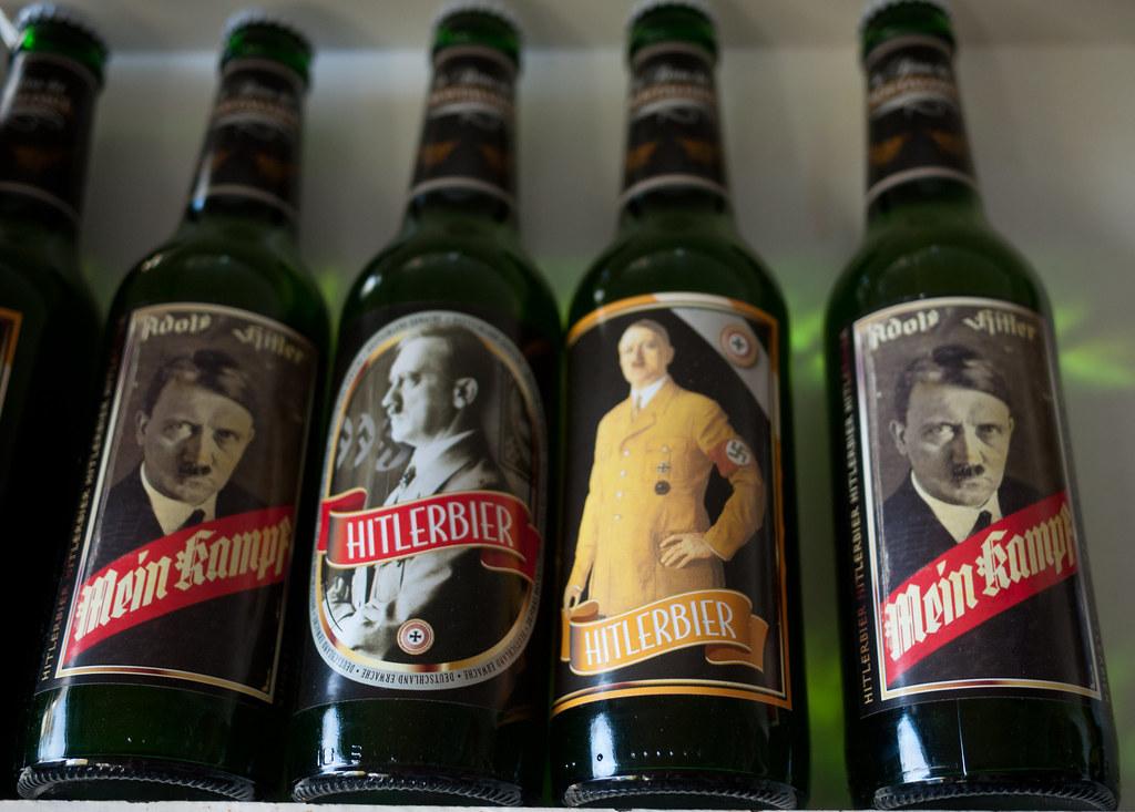 Bier hitler Hitler se