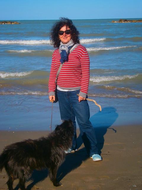 Spiaggia di Porto San Giorgio - P4170398
