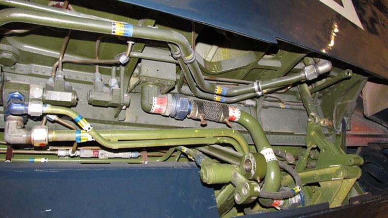 Грумман F9F6 Puma 4