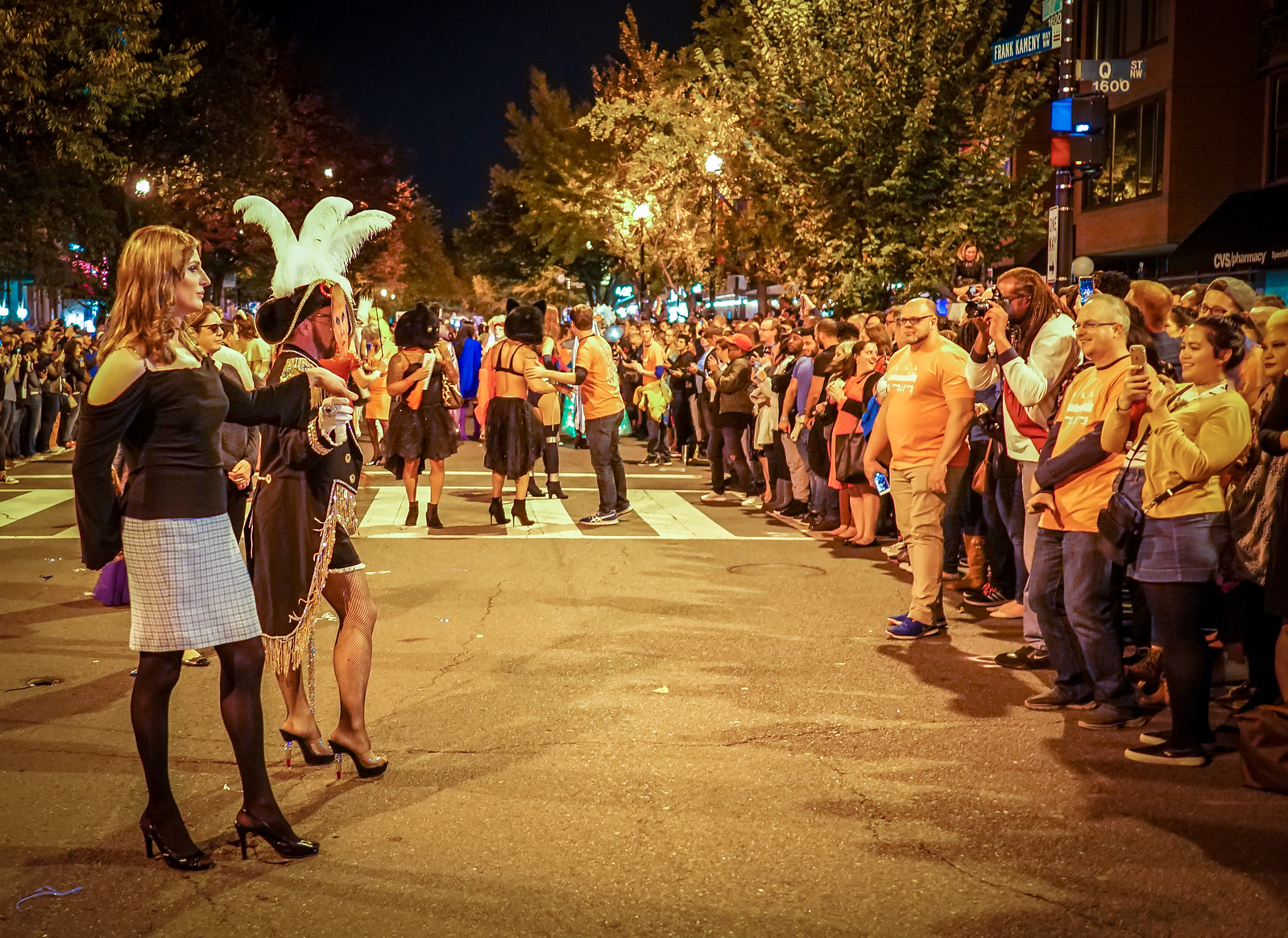 2017.10.24 Dupont Circle High Heel Race, Washington, DC USA 9955