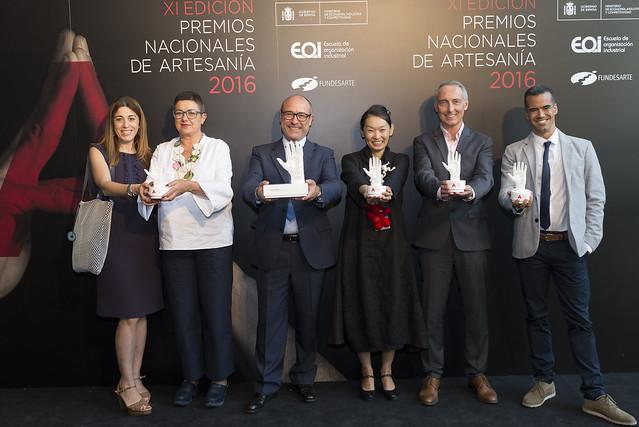 Premios Nacionales de Artesanía 2016