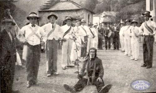 1934 - La Merced, Rengos