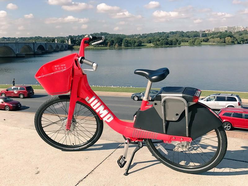 JUMP pedal-assist electric bike