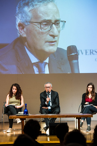 Franco Roberti all'Università del Dialogo