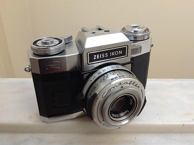 ZEISS IKON - SUPER BC , 1967 , lens Tessar 2,8/50