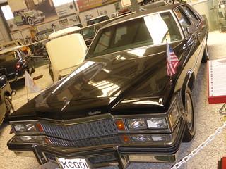 1977 Cadillac Fleetwood built for President Makarios III